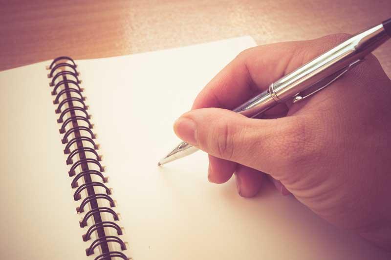 איך לכתוב צוואה?