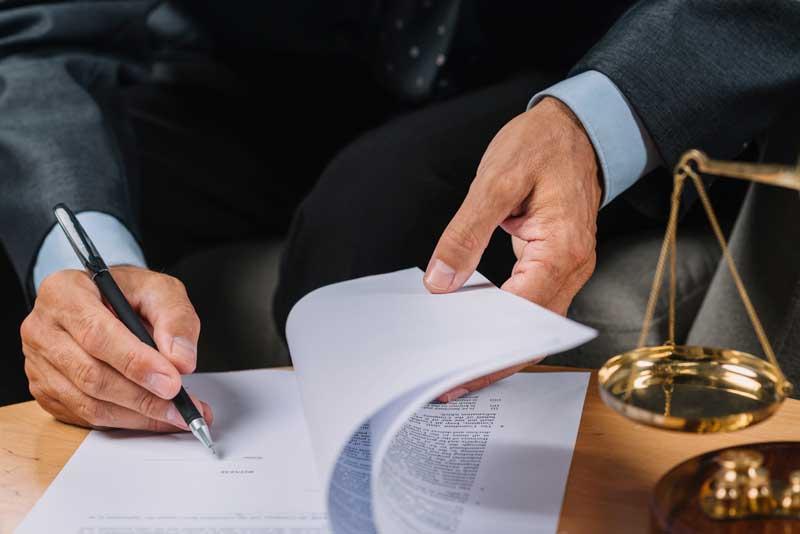 מאפיינים מרכזיים של הסכם שותפות